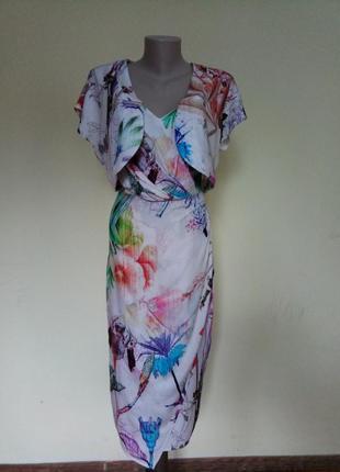 Шикарное легкое брендовое платье от asos2 фото