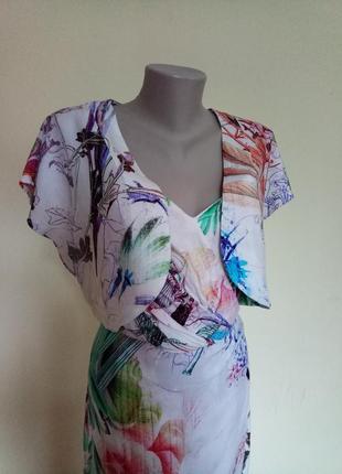 Шикарное легкое брендовое платье от asos3 фото