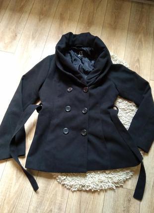 Фирменная женское пальто1 фото