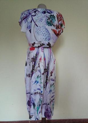 Шикарное легкое брендовое платье от asos4 фото