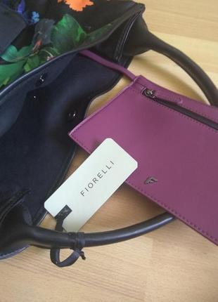 Новая сумка шоппер fiorelli4 фото