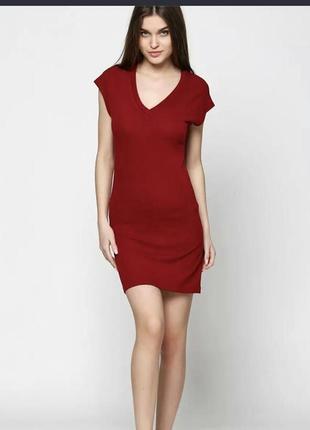 Плаття трикотажне1 фото