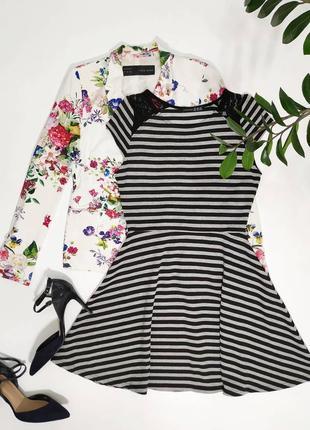 ❤️приталенное плотное платьице1 фото