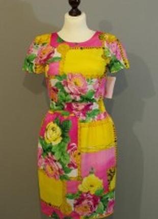 Жизнерадостное платье «яркое лето»2 фото
