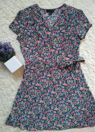 Платье на запах/халат atmosphere 16 p1 фото