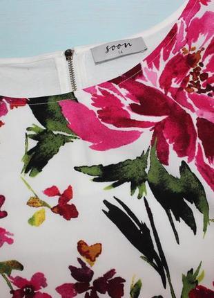 Классная кофточка- блуза размер 14 (xl)2 фото
