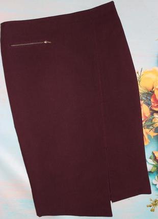Шикарная юбка стрейч размер м1 фото