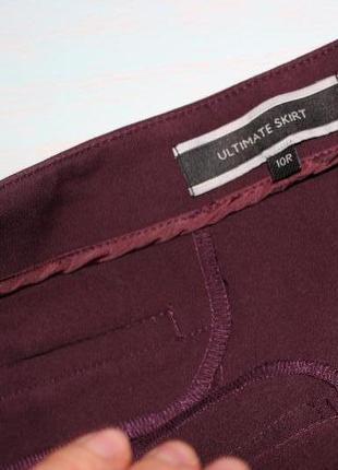 Шикарная юбка стрейч размер м3 фото