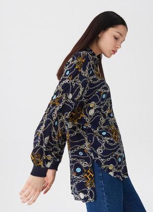 Блуза удлиненная1 фото