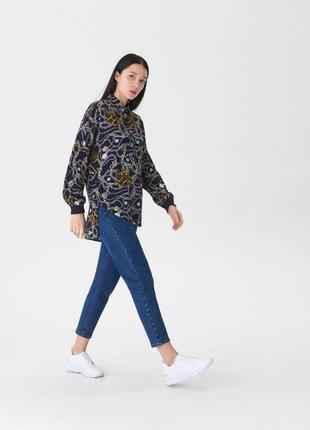 Блуза удлиненная4 фото