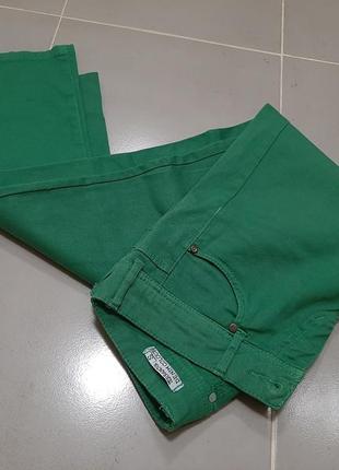 Зелені джинси1 фото