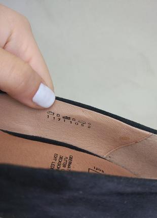 Туфлі з натуральної замші 5th avenue р. 384 фото