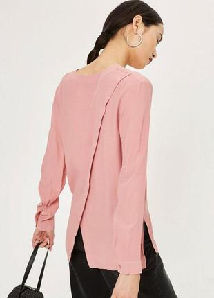 Блуза с красивой спинкой topshop2 фото