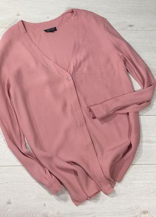 Блуза с красивой спинкой topshop1 фото