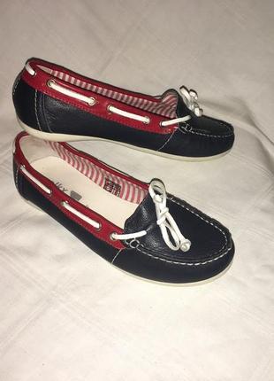 Туфли -мокасины *walkx women* кожа германия р.372 фото
