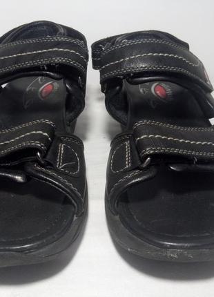 Кожаные сандалии,босоножки  gabor rollingsoft (габор роллингсофт)2 фото