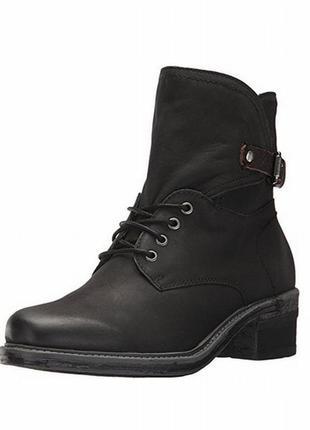 Otbt ботинки черные кожаные сша 38 р.1 фото