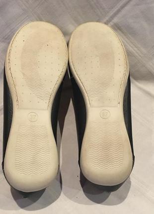 Туфли -мокасины *walkx women* кожа германия р.3710 фото