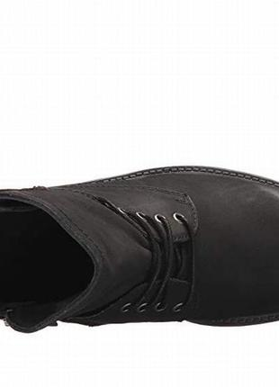 Otbt ботинки черные кожаные сша 38 р.6 фото