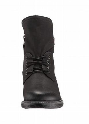 Otbt ботинки черные кожаные сша 38 р.4 фото