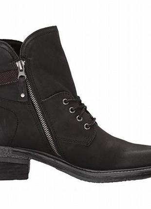 Otbt ботинки черные кожаные сша 38 р.5 фото