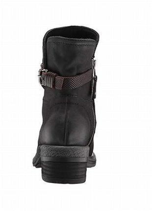 Otbt ботинки черные кожаные сша 38 р.8 фото