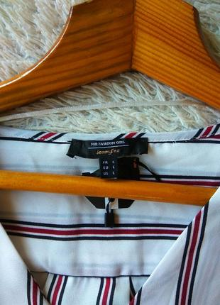 "Стильная блузка ""рубашка"" jennifer4 фото"