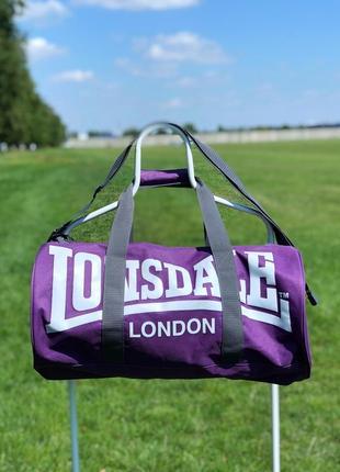 Спортивная сумка lonsdale1 фото