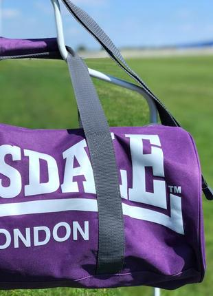 Спортивная сумка lonsdale2 фото
