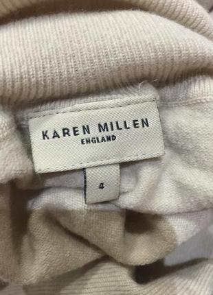 Нежный стильный свитер с шерсти  karen millen3 фото