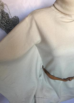 Нежный стильный свитер с шерсти  karen millen4 фото