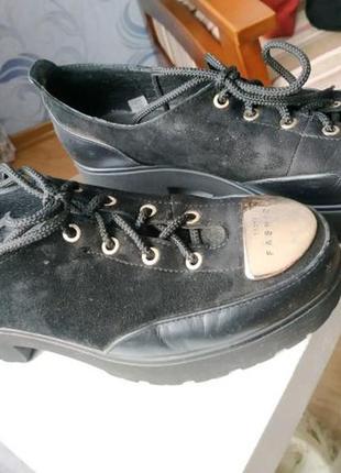 Туфли кожаные2 фото