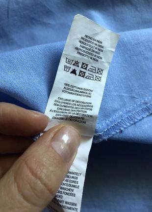 Платье рубашка с вышивкой холопок5 фото