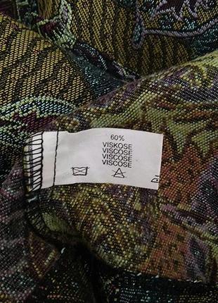 Britta, жакет пиджак вискоза, made in germany4 фото