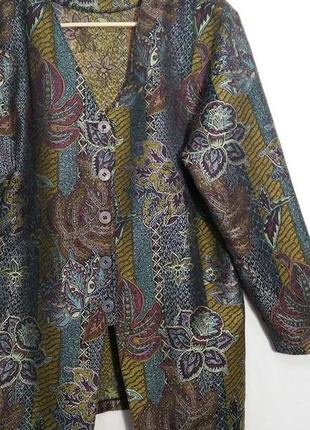 Britta, жакет пиджак вискоза, made in germany8 фото