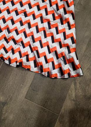 Эксклюзивное платье river island julien smith, 8 р. сатин. новое!6 фото