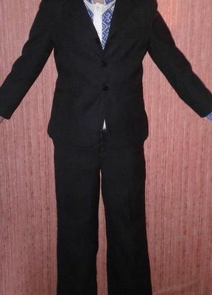Школьный костюм-тройка