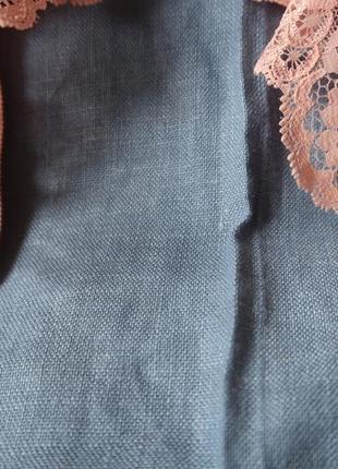 Пояс для чулок розовый винтаж маленький р-р. st.michael3 фото