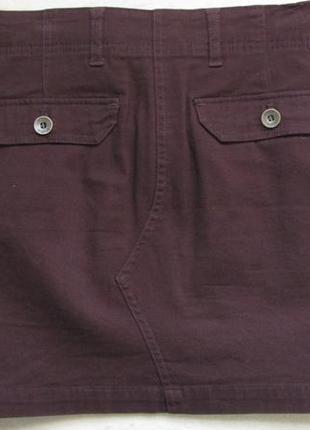 Джинсовая юбка недорого3 фото