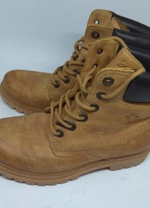 Кожаные деми ботинки 36 размер германия3 фото