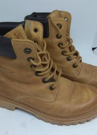 Кожаные деми ботинки 36 размер германия5 фото