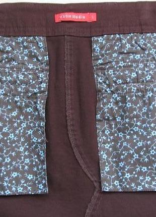 Джинсовая юбка недорого4 фото