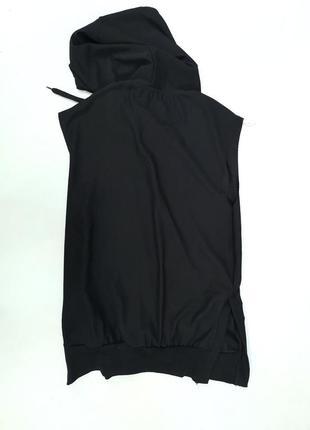 Кофта безрукавка boohoo, черная2 фото