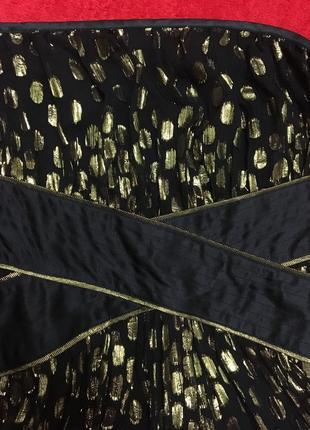 Коктейльное платье из натурального шелка warehouse4 фото