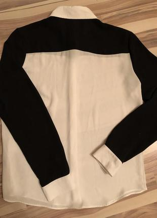 Шифоновая блузка,рубашка atmosphere (великобритания🇬🇧)3 фото