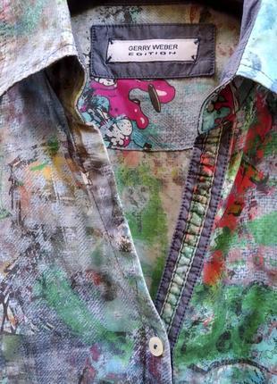 Коттоновая рубашка2 фото