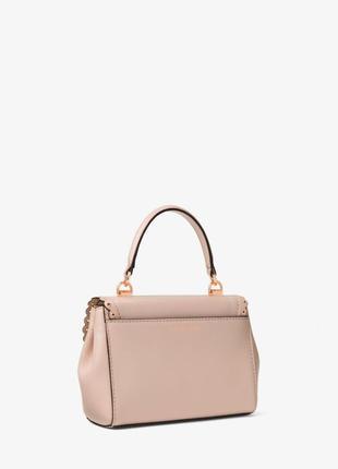 Изящная элегантная сумочка crossbody от michael kors ava extra-small оригинал2 фото