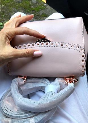 Изящная элегантная сумочка crossbody от michael kors ava extra-small оригинал5 фото