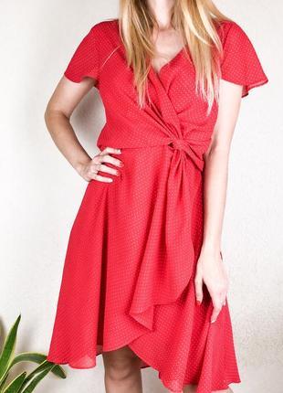 Платье в горошек3 фото