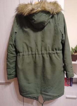 Куртка-парка4 фото
